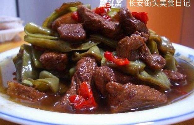 炒糖色@美食推荐:扁豆红烧肉、香酥炸香蕉、尖椒炒肉的做法