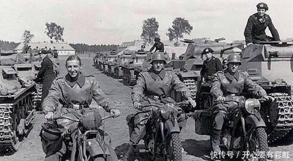 「王牌部队」解密德国二战顶尖王牌师部队