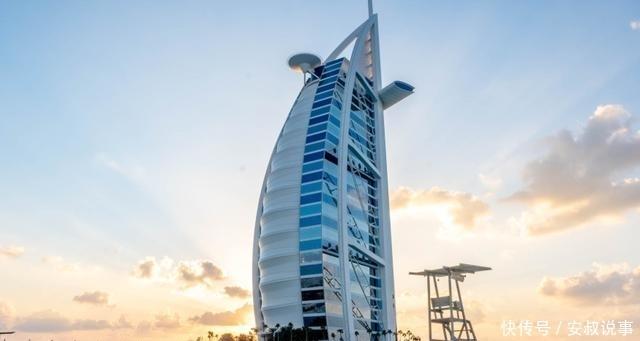阿联酋的超豪华酒店,帆船酒店只排第二,全球唯一八星级酒店是它