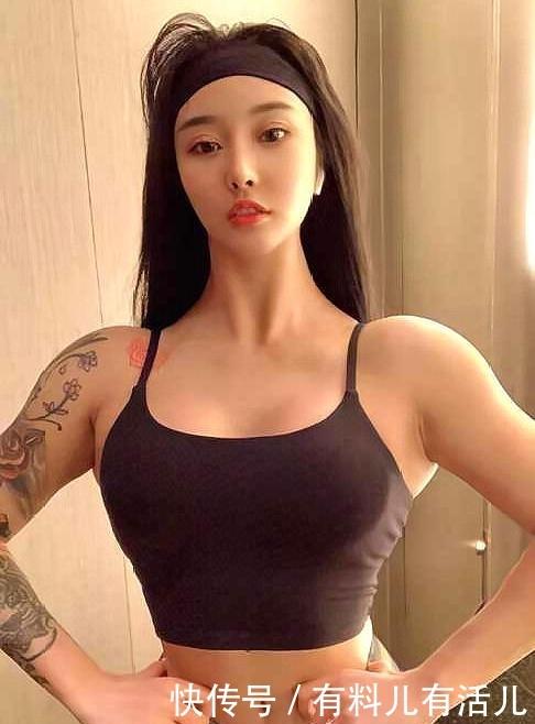 """中国公认""""臀神"""",颜值惊人,上围""""堪比""""金大姐"""