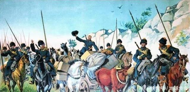 「冷兵器时代」曾令人闻风丧胆的哥萨克骑兵,以数倍兵力对阵日军8千,为何惨败