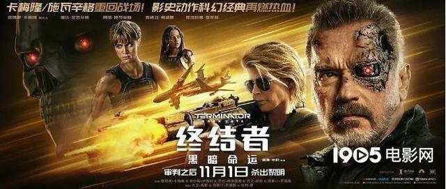 导演谈《终结者6》票房失利:不会再与卡梅隆合作