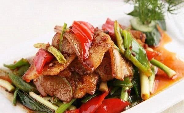 「回锅肉」四川特色美食之回锅肉