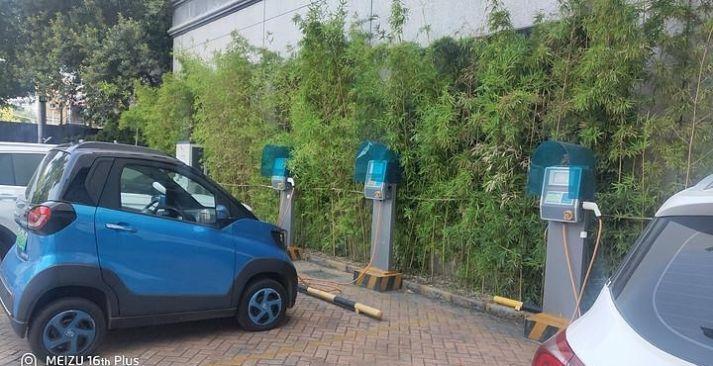 """规范使用电动汽车充电桩不能仅靠""""道德约束"""",希望出台相关法规"""