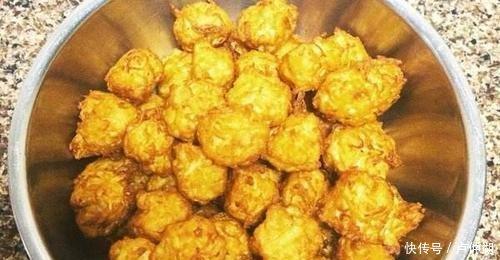 「外酥」秋季后要多吃白萝卜,教你萝卜新做法,外酥里嫩,上桌全家抢着吃!