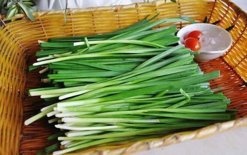 """『吃韭菜』餐桌常见,也是最有效的""""洗肠菜"""",春季常吃护肝健"""