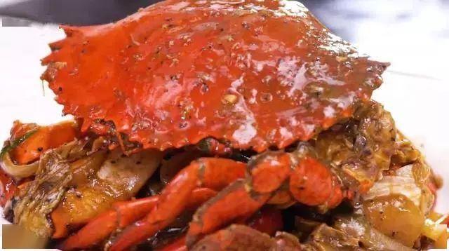 [东东]在斗门大排档吃螃蟹原来是添加了这种东东,鲜味提升!