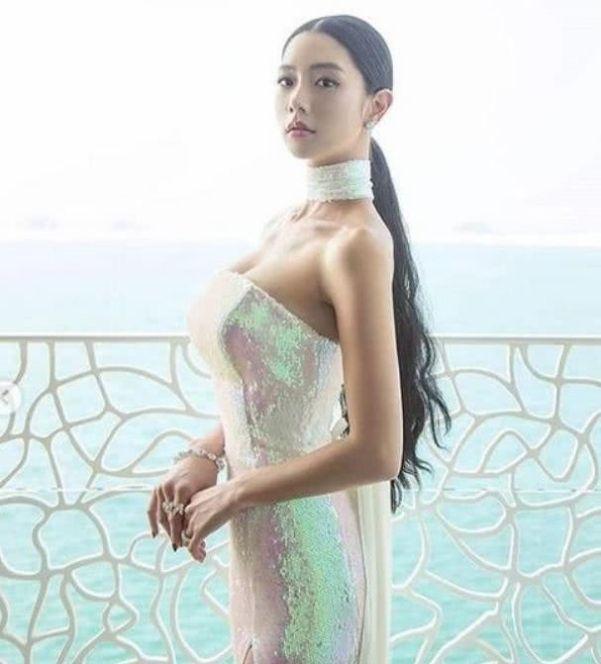 """她被称为360度无死角女明星, """"亚洲第一美""""身材比例, 酸了"""