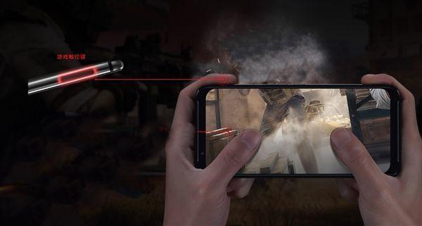 【Hz】努比亚红魔5G宣布:采用顶级双IC触控芯 肩键触控报点率达240Hz