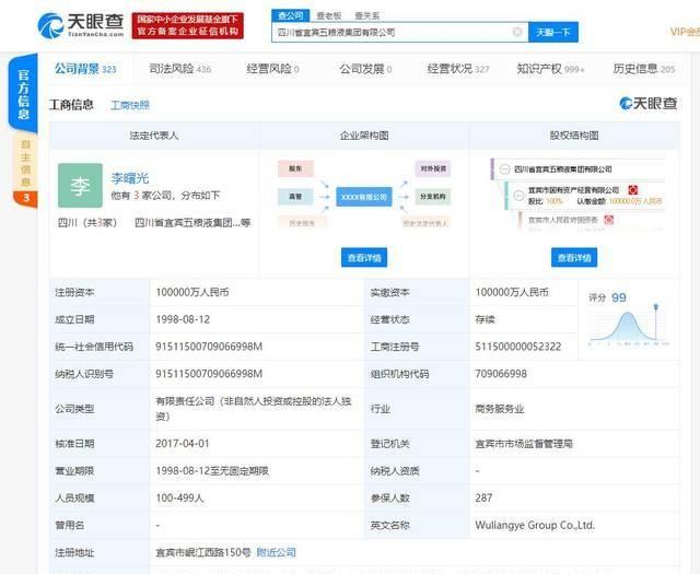 【人物】五粮液元老级人物刘中国退休 已退出五粮液集