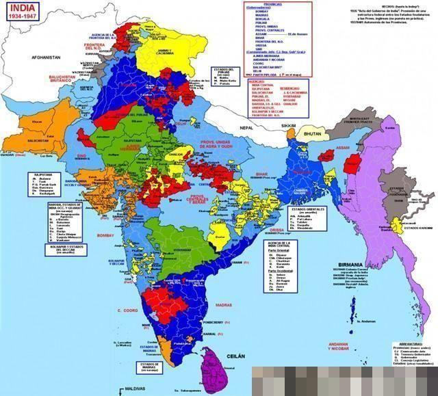 看看英国给印度留下的老底子,才知道印度为何不恨英国人