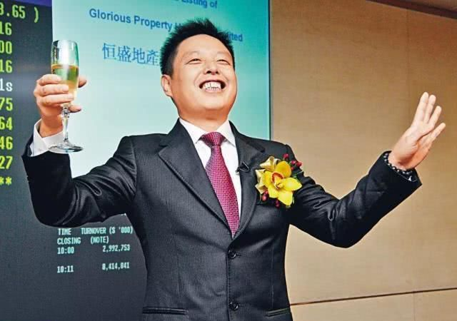 【房企】张志熔沉浮:败走熔盛重工 恒盛地产净负债率