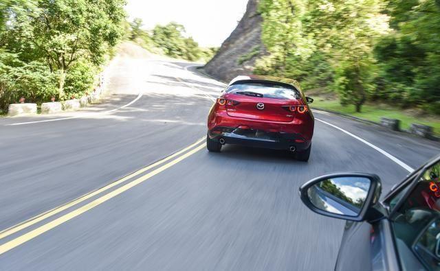 试驾对比马自达3与大众Golf 280 TSI之间有着多大差距