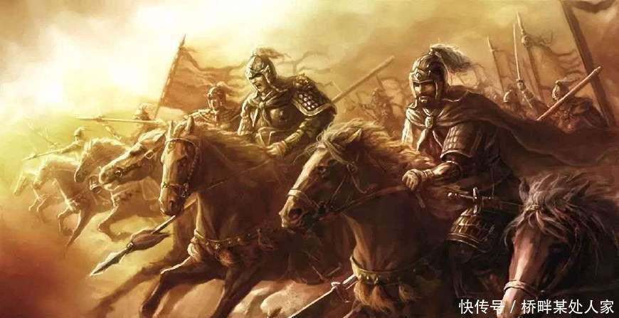 『战神』中国古代打仗最厉害的四大战神,项羽排第三,第一让敌人闻风丧胆
