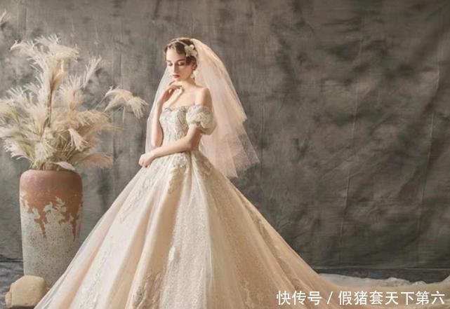 『婚纱最美』心理测试:一秒选出最美的梦幻婚纱,测现在有没有人在想你,超准