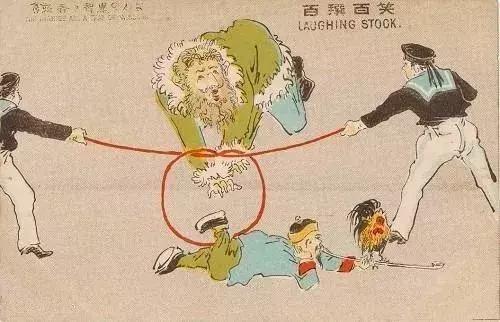 日俄战争前西方有多鄙视日本?60张漫画告诉你