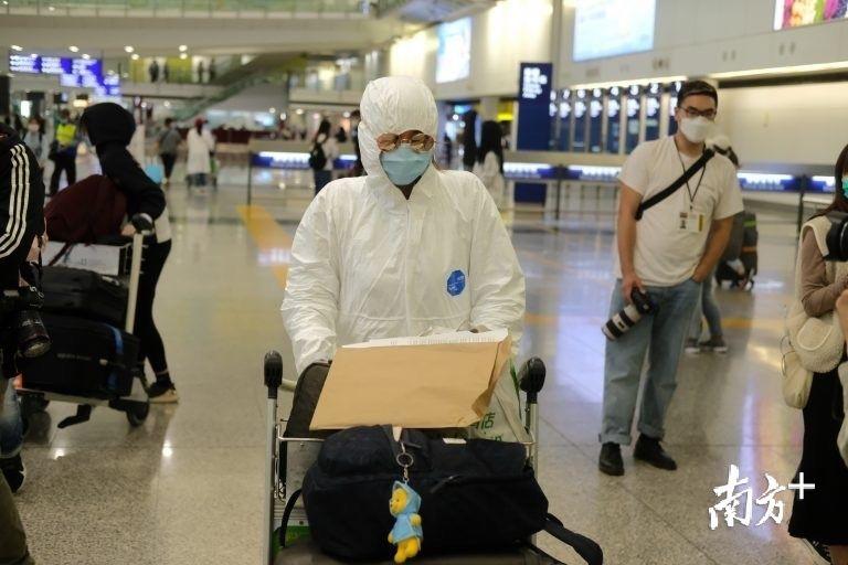 香港出现社区传播,专家建议尽量外卖限超市人流