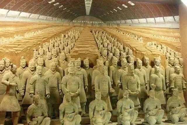 秦始皇陵兵马俑重大发现,专家竟启用人脸辨识技术!