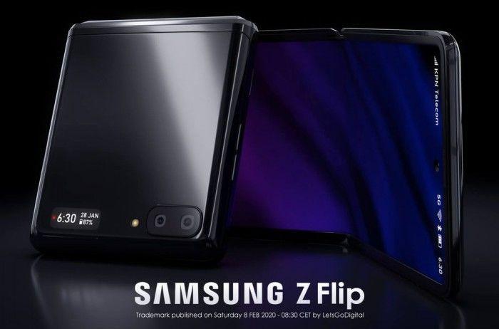 『三星』三星第二款可折叠手机正名:获Z Flip商标公示
