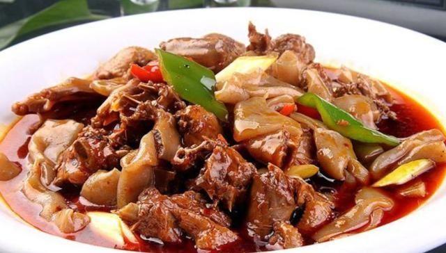 「营养」魔芋烧鸭,好吃又美味,营养丰富,汤汁浓稠,做起来吧