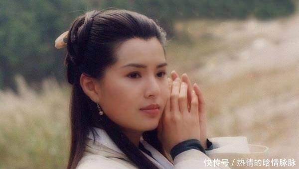 """【火了】""""小龙女""""20年不演戏,一部《神雕侠侣》就"""