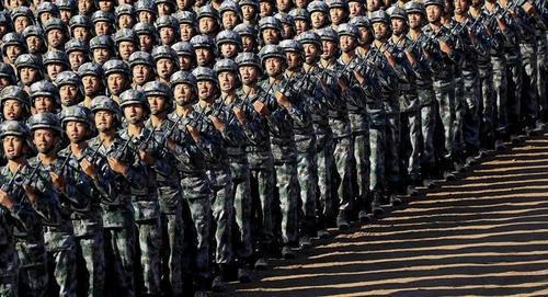 2019年全球军力排行榜:中国名次不变