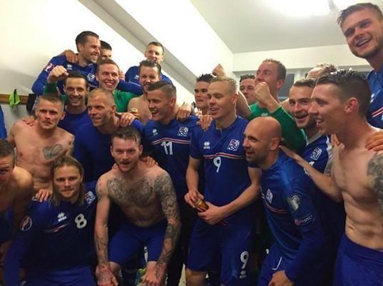 细数冰岛足球队里那些被正职耽误的队员
