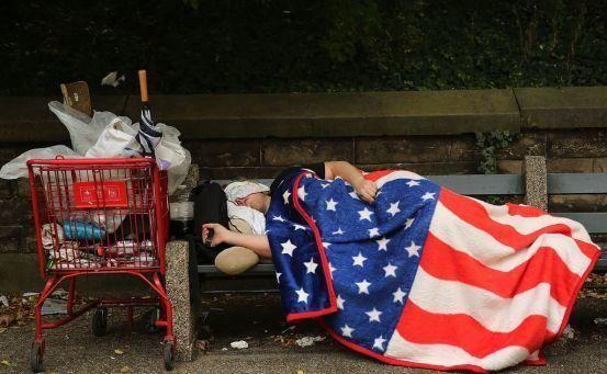 【应急】贫困袭击美国中产:超过一半人拿不出500块钱