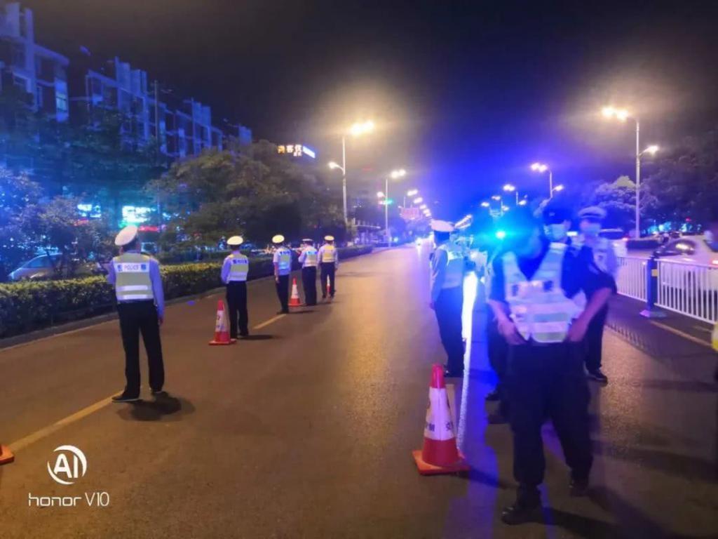 阜阳市交警二|外地警方现身阜阳街头!全城查缉!