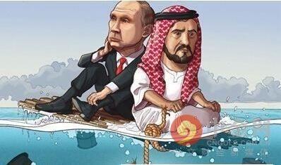 #财富基金#全面石油价格战爆发!沙特和俄罗斯谁先退缩?