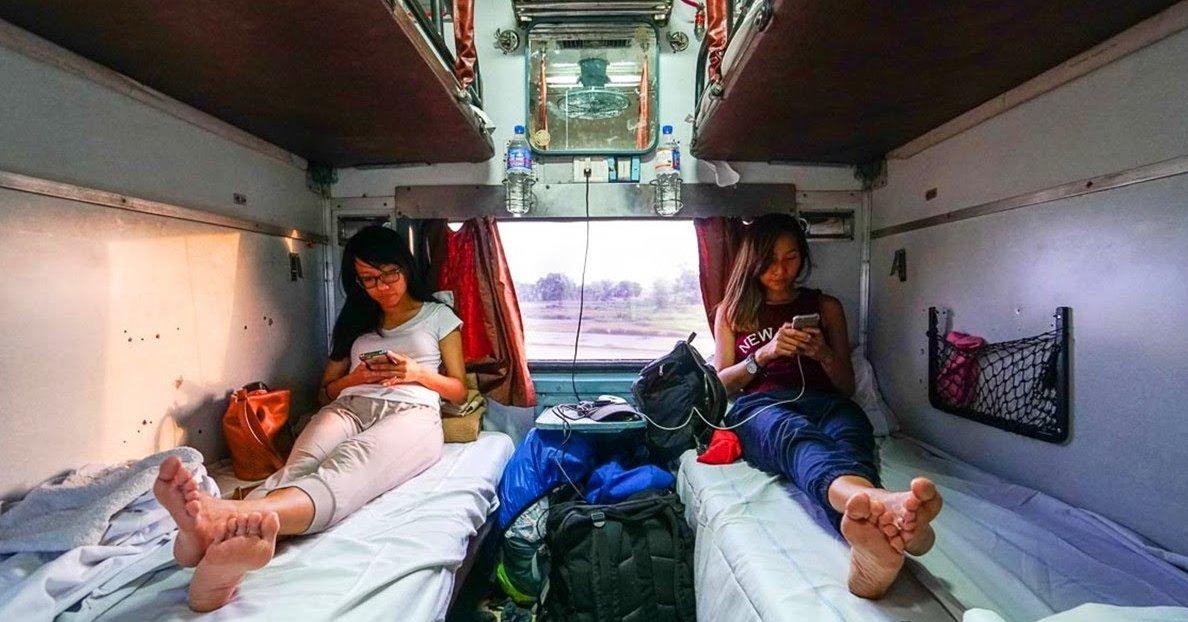 """中国这列火车""""有意思"""",全程727公里,一站,全程还只有卧铺"""