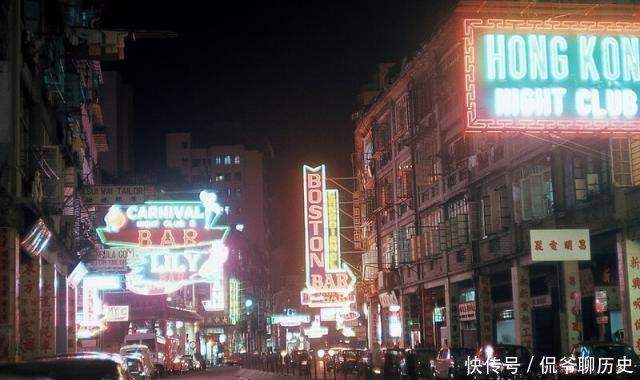 1966年的香港 宁静而美丽 又充满了活力