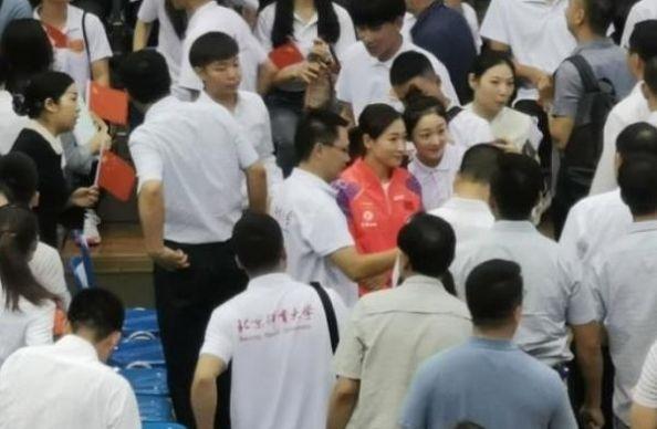 开学成代表!国乒奥运冠军演讲受欢迎!伤复后连战3赛!接新任务
