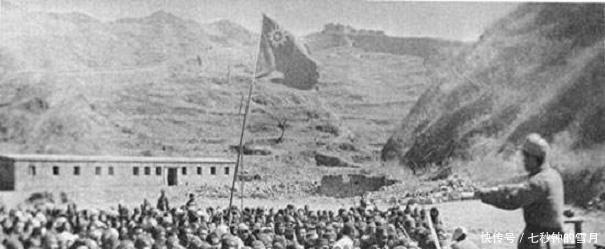 「陕甘宁晋绥联防军」1945年10月,我军共有3支部队开进东北地区,各自