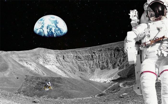 『货运』重返月球计划的太空货运 NASA请了SpaceX来帮忙