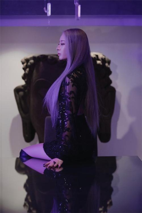 朴智妍确定26日回归 梦幻主题预告照公开