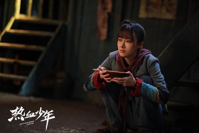 《热血少年》吴潇潇卫乘风彻底决裂,曹曦月走心表演实力获赞