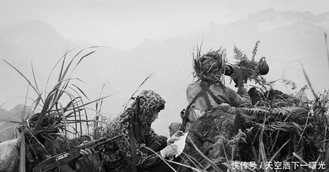 阵地■越军不甘心失败,集结6个团反扑老山,我军16小时歼敌3300人