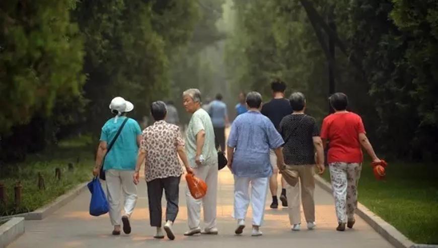 6省份深度老龄化都有谁 什么程度才算深度老龄化?