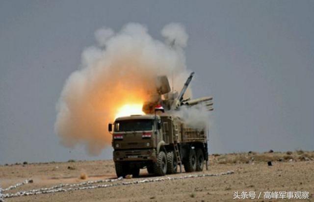 以色列空袭叙军装甲集结地,五枚导弹全被摧毁,应该是大国出手了 军事日志