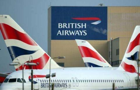 【罢工】英国航空公司飞行员周一举行48小时大罢工 数
