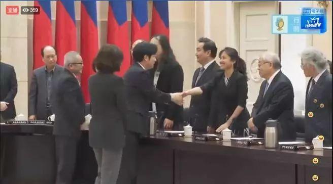 突发:赖清德辞职!