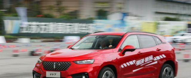 WEY VV7与VV7 GT在南京打团战,这是你心中的精英座驾吗?