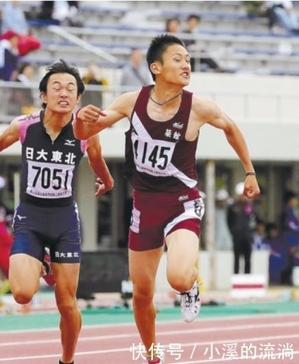 20秒83!谢震业日本17岁小迷弟200米创PB 上月超风速飙出20秒36