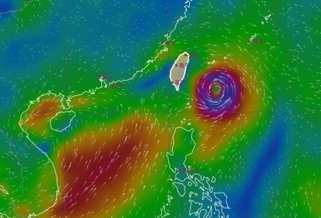 13号台风龟速北移!强度恐再次升级,气象专家:最快周五登陆韩国