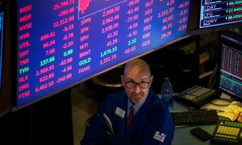【焦虑】VIX焦虑指数值年之内涨逾240% 或成预测分析销售市场波动率水晶球