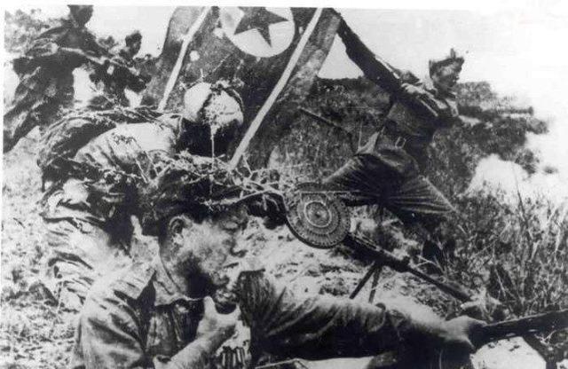 「志愿军」朝鲜战场上,他一人单挑六名美军,其余七名美军看后当场缴