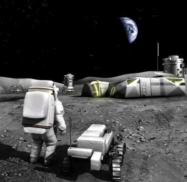 答案■美国为什么突然放弃登月?这张封锁了20年的诡异照片或许就是答案