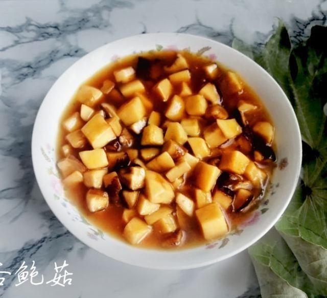 「蚝油」蚝油杏鲍菇,竟然吃出了肉的味道来!