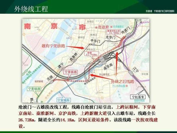 终于签约了!宁芜铁路南京段扩能改造……